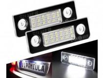 Set 2 lampi numar led Skoda Octavia 1Z Roomster Praktik