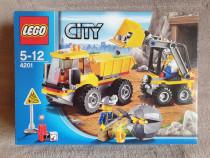 Lego 4201, Lego City 5-12 ani