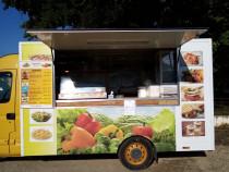 Auto rulota Fast Food