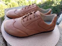 Pantofi piele BAR, mar 40 (25 cm)
