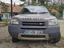 Land Rover Freelander 4x4 permanent