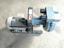 Turbina exhaustor
