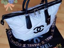 Genti Chanel Naxy,material textil ,saculet inclus, curea
