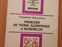 Probleme de teoria elementara a numerelor Radovici Marculesc