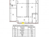 Apartament 2 camere Lidl Bucium