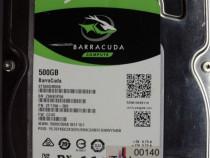 "Hard Disk-HDD Sata 3,5"" HDD-500 Gb Seagate ST500DM009"