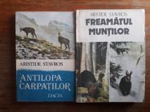 Freamatul muntilor + Antilopa Carpatilor - Aristide Stavros