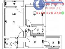 ID 2566 Apartament 2 camere * Str Alunisului