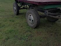 Remorca auto 5 tone