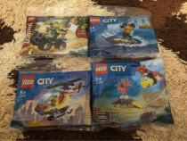 Lego city,sigilat