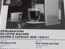 Expressor capsule nespresso Lidl nou