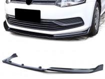 Lip Negru lucios VW Polo 5 6C (14-17)