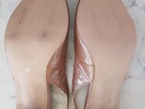 Pantofi lac