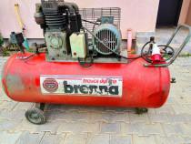 Compresor Industrial 300 Litri Brenna Italian