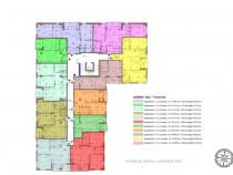 Apartament 3 camere - complex rezidential Petre Dulfu 12