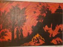 Tablouri canvas 50cm x 70 cm