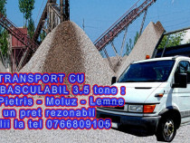 Transport - Nisip-Balastru-Sort -Pietris -etc