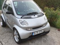 Smart Fortwo CDI, diesel 2006, euro 4