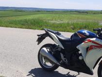 Honda CBR 250 cm3 Abs combinat permis A2 impecabil