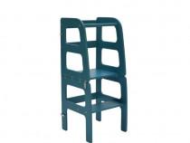 Turn de Invatare - Learning Tower Multifunctional - Albastru