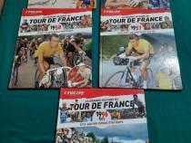 LOT 5 ALBUME LA GRANDE HISTOIRE DU TOUR DE FRANCE