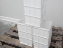 Cutii plastic pentru branza