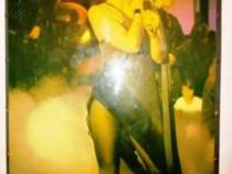 Tablou plastic/plexiglas 1982 cu debbie harry,70x105,ramburs