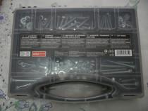 Powerfix profi, germania, sortiment de suruburi, 450 piese