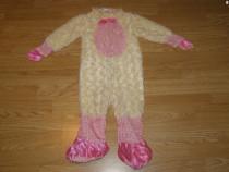Costum serbare iepure iepuras pentru copii de 6-12 luni