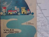 Valea Ialomitei - M. Cajal (cu harta) / R4P3S