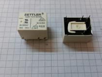 Releu electromagnetic zettler az8-1ch-5dse, dc 5v, 5a250v