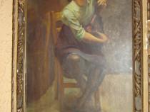Tiganca cu cobza de Th.Aman, Casa lui Anton Pann de Iliescu