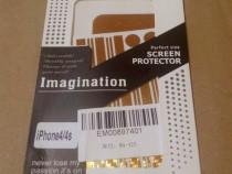 Sticker, colant carbon protectie iphone 4 4s abtibild decal
