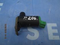 Motoras stropitori Peugeot 206