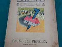 Cartea satului* cuiul lui pepelea, comedie într'un act/ tudo