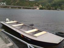 Inchiriez Barca Pescuit Zona Cazanele Dunarii - Golful Mraco