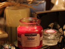 Lumanari parfumate Natural Fresh