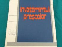 Învățământul preșcolar/ biblioteca centrală pedagogică/1983