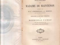 Souvenirs sur Madame de Maintenon (1902)