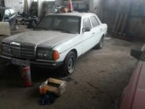 Mercedes cobra e200.motor 2.4d.an 83.epoca.veche