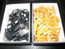 Atomizor acumulator baterie filtre incarcatoare tigari elect