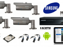 Instalam sisteme supraveghere video