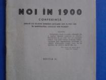Noi in 1900 (1940) / Andrei Radulescu / R7P3S