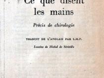 Tratat de ghicit in palmă (fr)