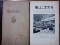 Catalog pompe centrifugale SULZER 1927 / C45P