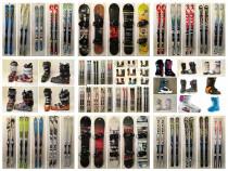 REDUCERI echipamente de ski schi si snowboard atomic  burton