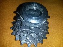 106 grame 7 pinioane pe caseta cursiera bicicleta
