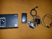 Telefon mobil lg kp501 cutie + incarcator + usb + casti