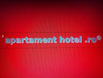 Cedez / ofer domeniu web: apartament hotel .ro