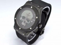 Hublot All Black Skull Bang